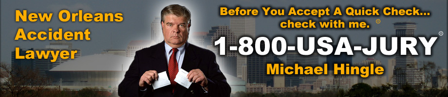 Accident Lawyer in New Orleans