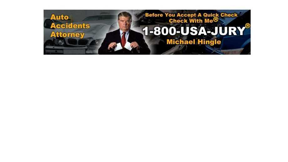 Car Accident Lawyer in New Orleans Louisiana